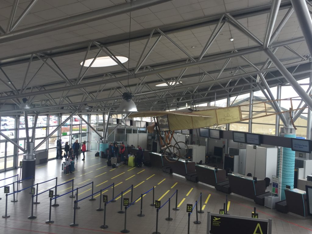 Chambery Airport (CMF) - Slopestyle Luxury Transfers